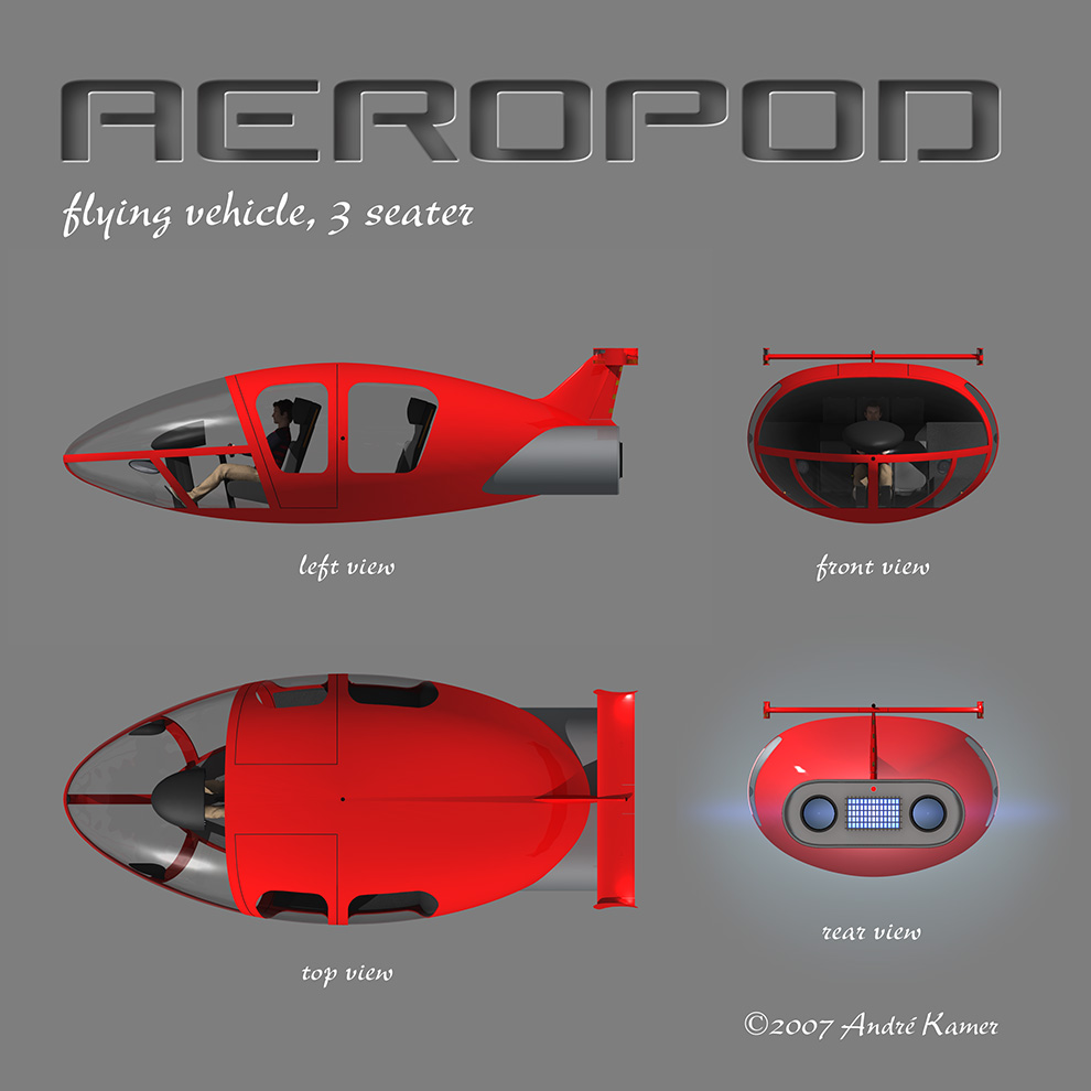 Aeropod-overview