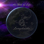 "CD-cover for ""The Web of Life"""